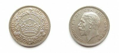 George V 1936 Silver Wreath Crown - Very High Grade - Only 2473 Struck
