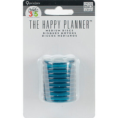 """Me & My Big Ideas Create 365 The Happy Planner Expander Rings 1.25"""""""