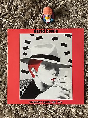 David Bowie Stardust From The 70,s