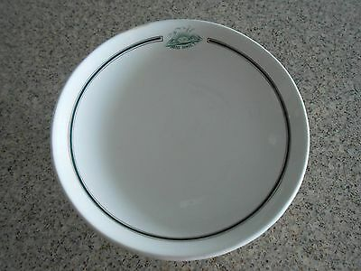 Vintage Footed Serving Bowl Hotel Sunset Goderich Ontario