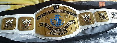 WWE Intercontinental championship belt (Replica) autographed. Purchased at WM33