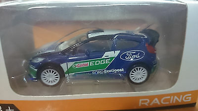 Ford Fiesta Wrc Norev Racing 3 Inches 1/64 Rally