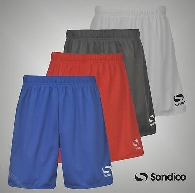 Junior Boys Sondico Lightweight Core Football Shorts Pants Bottoms Size Age 7-13