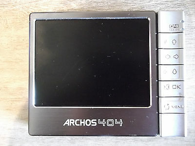 Archos 404 Model 42418 - Untested - For Spares / Repair