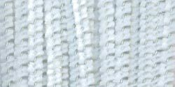Chenille Stems - 3mm - White - 25 Pieces