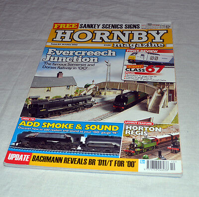HORNBY MAGAZINE issue 64 dated October 2012 - Back Issue