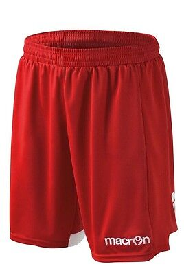 Macron Alcor shorts Red/white Medium