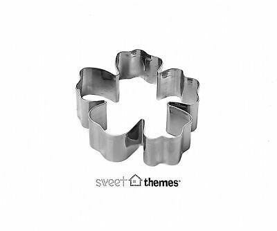 Hibiscus Stainless Steel Cookie Cutter
