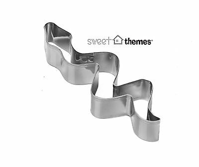 Snake Stainless Steel Cookie Cutter