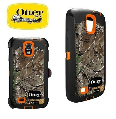 Otterbox Defender Series Case Holster Clip for Samsung Galaxy S4 Realtree Camo