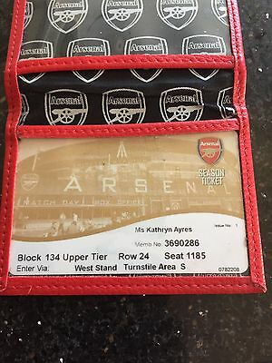 Arsenal Season Tickets