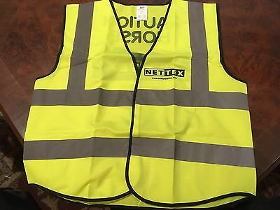 Horse Riding High Viz Vest