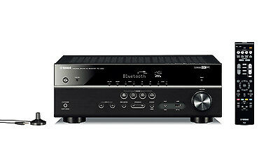 Yamaha RX-V483 5.1 Ch Home Theatre Receiver With Wi-Fi®, Bluetooth®, & MusicCast