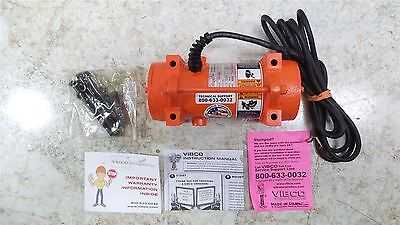 Vibco DC-200 12VDC 4000 VPM Battery Operated Electric Vibrator
