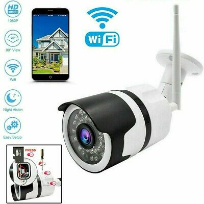 Telecamera Ip Camera Hd Wireless Led Irinfrarossi Ipcam Tf 36 Led Esterno