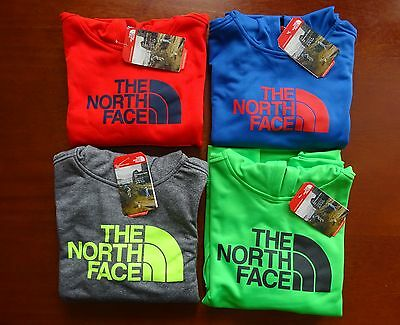 North Face Boy's Logo Surgent Pullover Hoodie NWT!!!