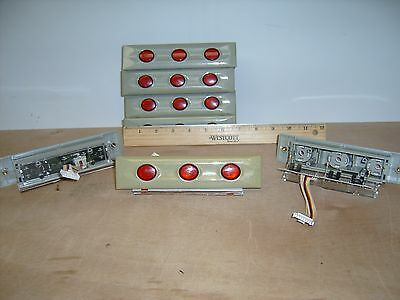 Slot Machine Lighted Reel Stop Push Buttons For Japanese Pachislo Slot Machine