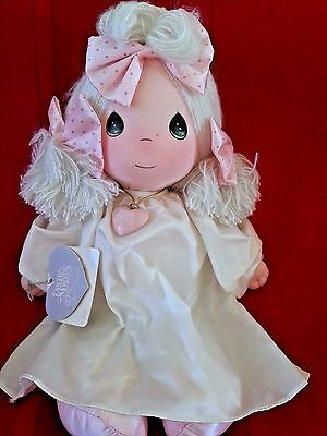 "Precious Moments Vintage Last forever Applause 1985 ""Angie"" Angel Doll 14"""