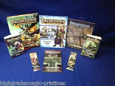 Pathfinder Tales/ Role Playing Game Lot -