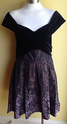George Evening Dress size 14 NWT RRP $399.00