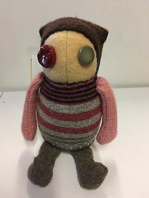 Handmade Sweater Doll