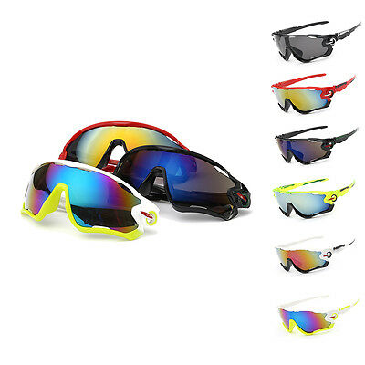 Newest Unisex Useful Sports Goggles Outdoor Glasses Cycling Bike Sunglasses