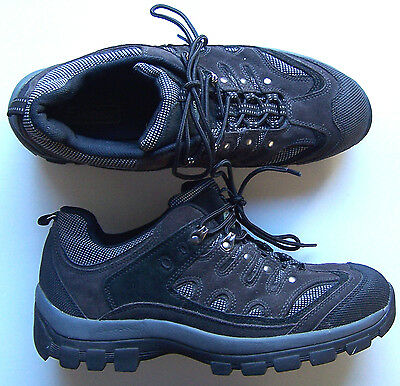Jackeroo Shoes Work Hiking Steel Cap Leather Men Size 13 As New!