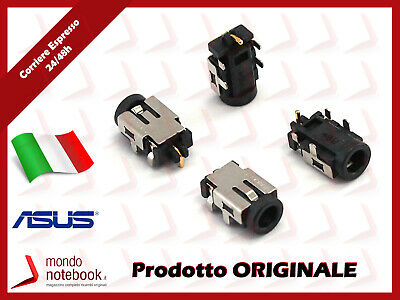 Connettore Alimentazione DC Power Jack ASUS Notebook UX21E UX31E 12014-00100400
