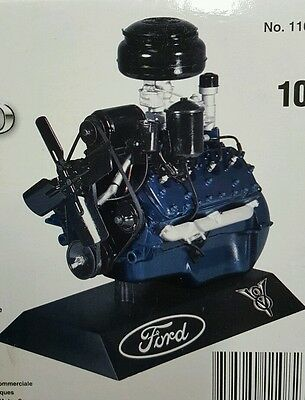 Ford Flathead V8 Die Cast Model Engine