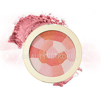 [THE SAEM] Saemmul Luminous Multi Blusher 8g / Multi blusher with five colors