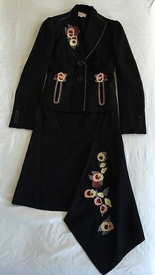WHISTLES (Skirt and Jacket), 50's inspired - size 8