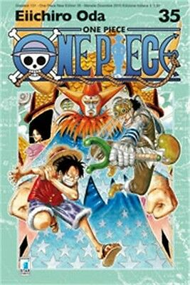 SC3042 - Manga - Star Comics - One Piece New Edition 35 - Nuovo !!!