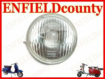 Brand New Vespa Headlight Lamp Unit Assembly Px Pe T5 Classic @aud