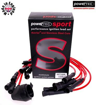 PowerTEC Sport Performance HT Leads Wires BMW e28 e34 525E 528i 535i M20 M30 B35