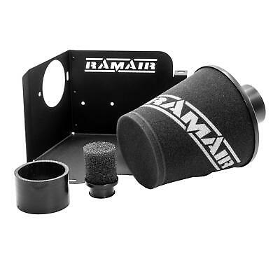 Ramair Cone Air Filter Intake Induction Kit Heat Shield for Audi TT S3 K04