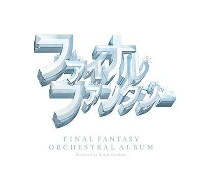 Final Fantasy Orchestral Album Limited Edition Blu-ray