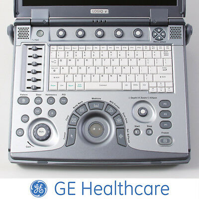 ON SALE Travel Laptop GE Portable Ultrasound Machine System Linear Scanner Probe