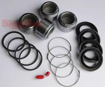 FRONT Brake Caliper Seal & Piston Repair Kit for Porsche 911 1966 -1989 (BRKP85)