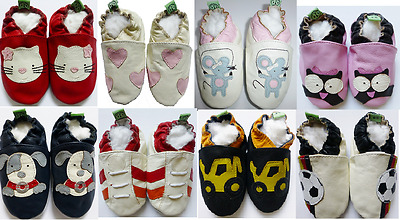 job lot soft leather baby shoes 180 pairs soft sole baby shoes Car Boot sale