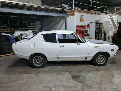 Datsun 120Y B210 2 door sedan Rare not coupe