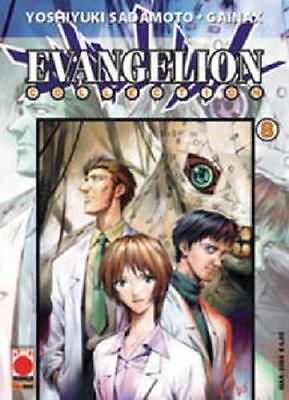 PM0701 - Planet Manga - Evangelion Collection 8 - Nuovo !!!