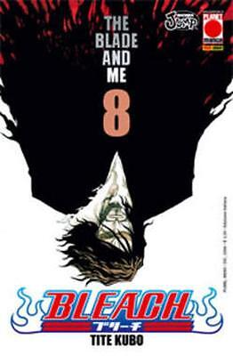 PM0307 - Planet Manga - Bleach 8 - Ristampa - Nuovo !!!