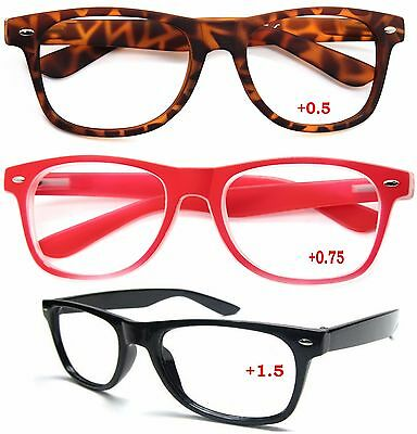 Unisex Eyeglasses READING GLASSES +0.5 +1.00 +2.00 +3.00 +4.00