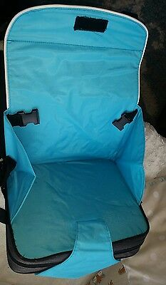 Travel BOOSTER seat baby/children VGC High chair boy
