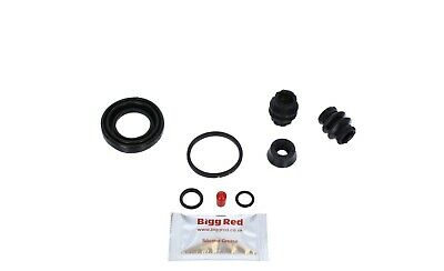 SKODA FABIA 1.9 TDi (2000-2007) REAR BRAKE CALIPER SEAL REBUILD REPAIR KIT 3843S