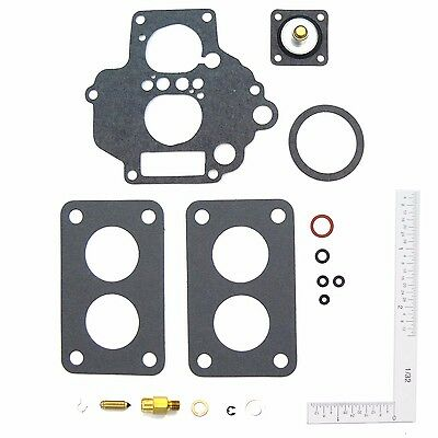 Weber 2 Barrel Carburetor Kit 1974-1980 Fiat 1290-1498Cc Engines