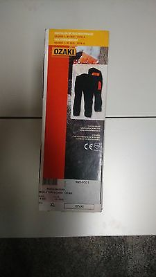 Ozaki Safety Trousers, size XL/XXL