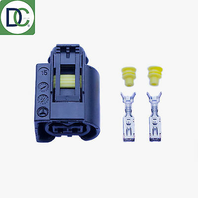 Genuine Diesel Injector Connector Plug for Mercedes Bosch Common Rail