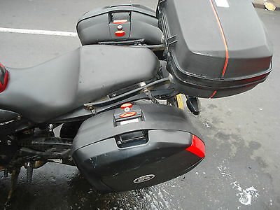 HONDA CB600 CB 600 HORNET GIVI PANNIERS and TOP BOX boxes