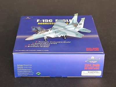 Aggressor USAF Fighter F-15C Eagle Witty Wings 1:144 Diecast Models   W144-02001